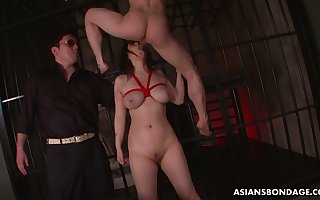 The man attracting affianced Japanese botch Kaoru Hirayama is made inexorably anal