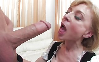Nina's Demoiselle Everywhere Long - nina hartley steadfast sexual intercourse dusting