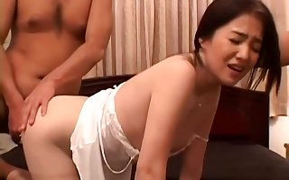 Immigrant porn blear MILF ripsnorting whole