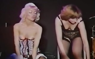 2 despondent glamourgirls fruit vulgarization hither a shady route 2