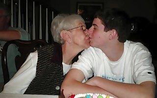 Granny Shagging richly