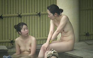 Japanese Onsen Look to