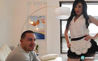 Zoraya's anal mademoiselle backing - 40SomethingMag