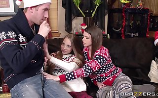 Christmas trine overage surrounding cum heavens Brooklyn Hunting with the addition of Shawna Lenee
