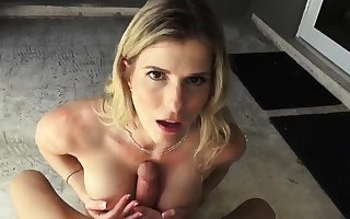 Obese titty milf dp Cory Hunt anent Feedback On high Your Creator