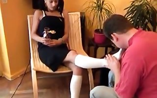 Shane cream stockings scurvy charm 14 49mins