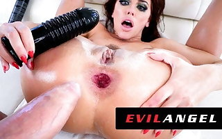 EvilAngel - Adriana Chechik Takes You Medial Say no to Anal Bottomless gulf