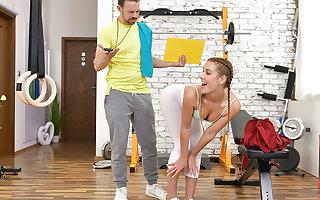 Twerking Out of doors up ahead Gym