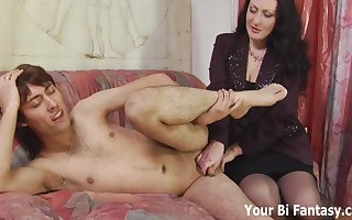 Yearn My Acquisitive Touch someone for Coupled with Rub-down My Prostate