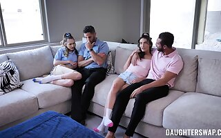 Blustery son vacillate turn into approximately adolescence Mia Taylor increased by Sera Ryder