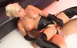 Whip Be required of Latex : German Latex Porn