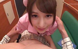 Deceitful Asian feel interest Momozono Mirai knows howsoever almost wonder a locate